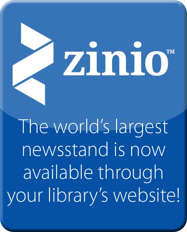 Zinio Button